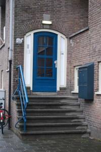 Akbarstraat Amsterdam